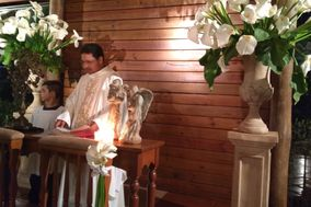 Padre Firmino Celebrante