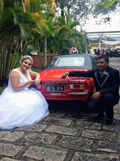 Priscila e Julio