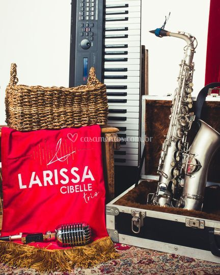 Flâmula e instrumentos