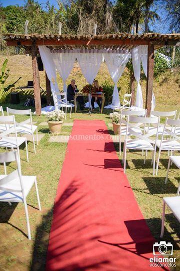 Cerimônias ao ar livre