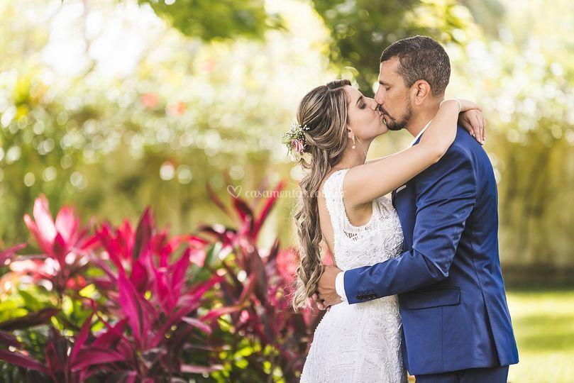 Casando no campo