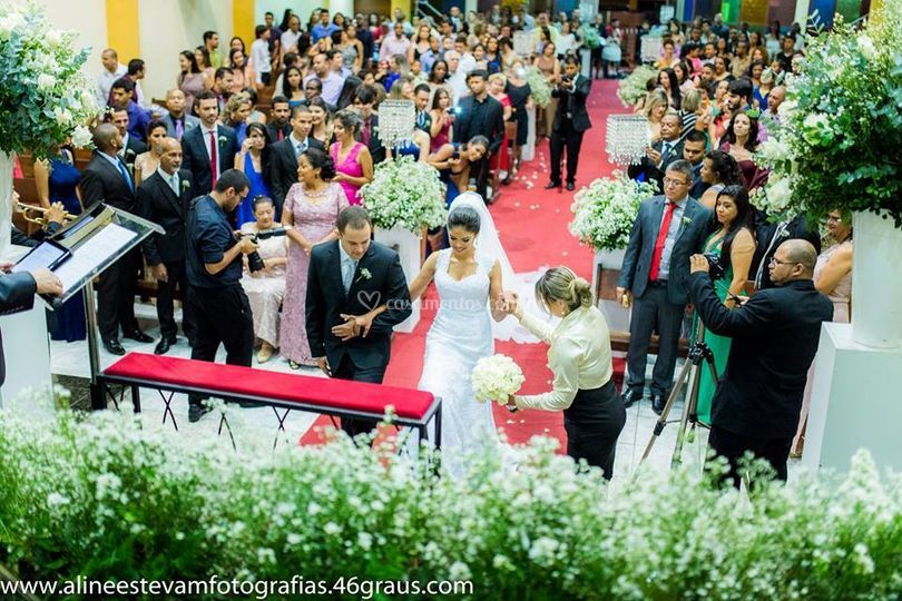 Casamento Helvia e Rubison