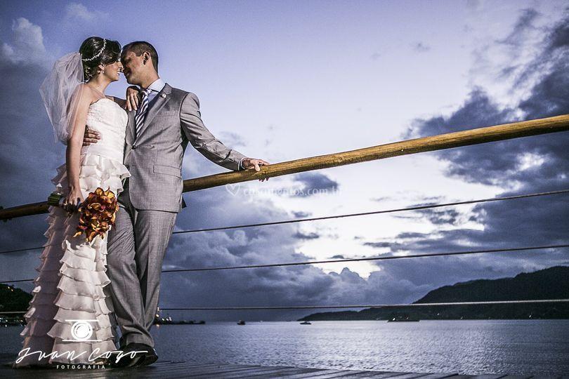 Casamento Ilha bela