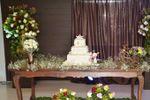 Mesa do bolo de L' Espace