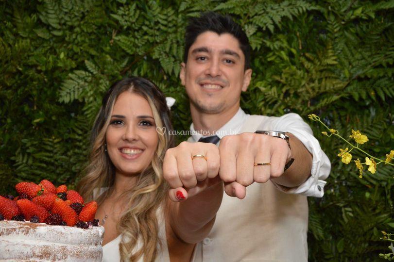 Juliana e Felipe