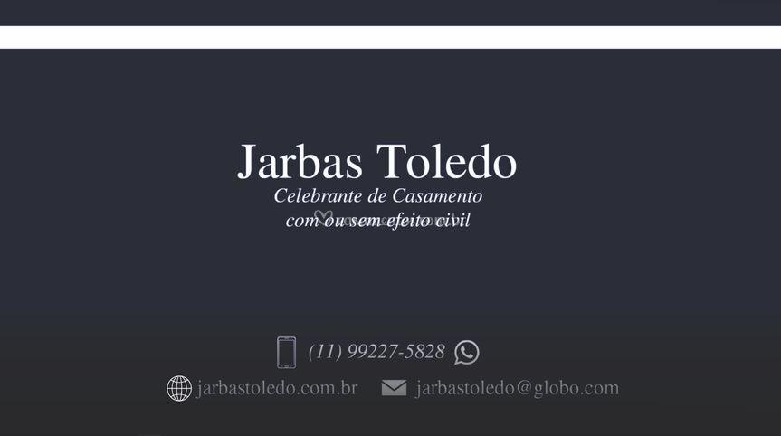 JARBAS TOLEDO
