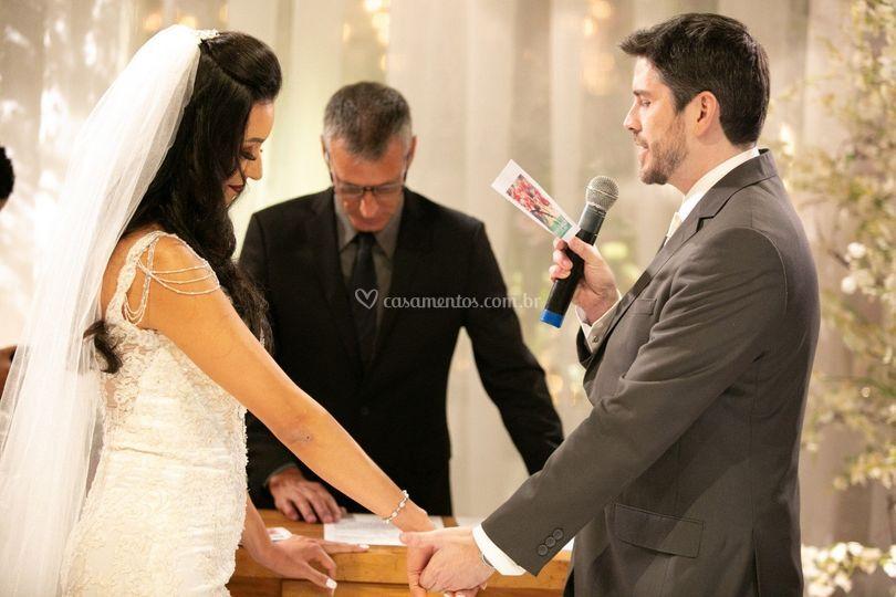 Casamento de Joyce e Gustavo