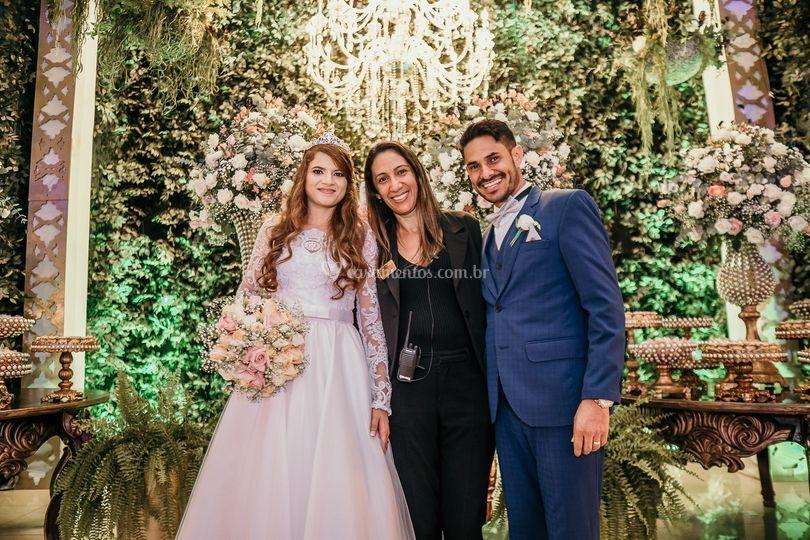 Casamento Ênio e Neyliane - Cl