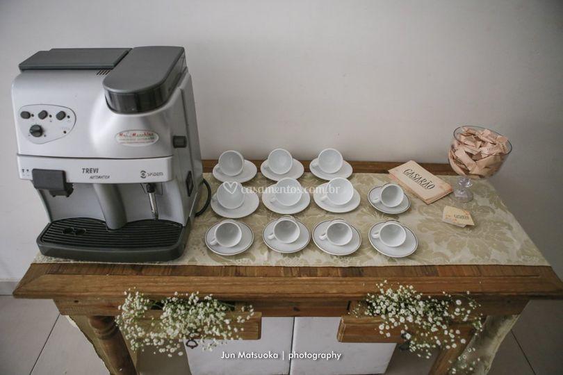 Mesa de café (encerramento)