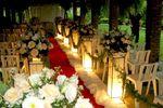 Decora��o para casamento de Fina Flor