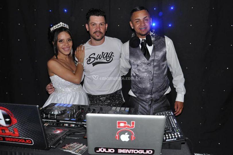 DJ Julio Bentoglio