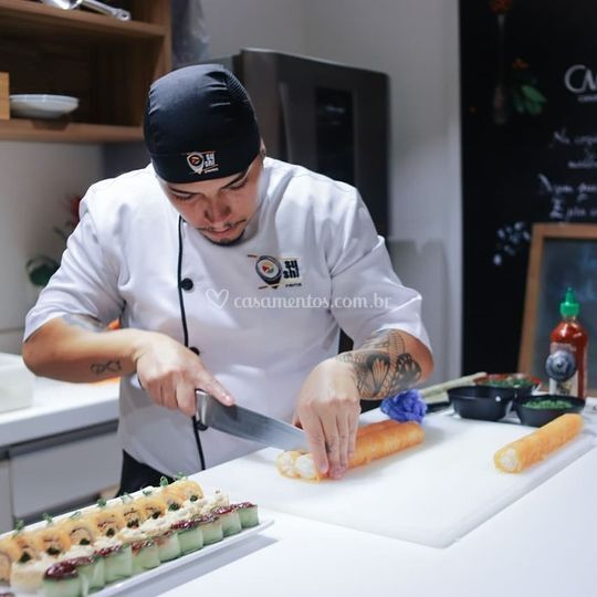 Sushiman Chef