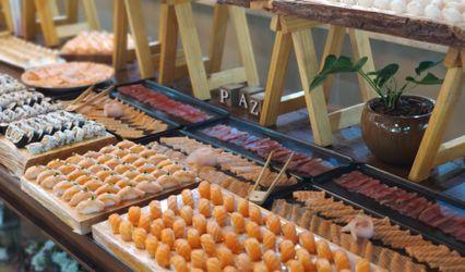 Sushi Eventos Buffet Japonês