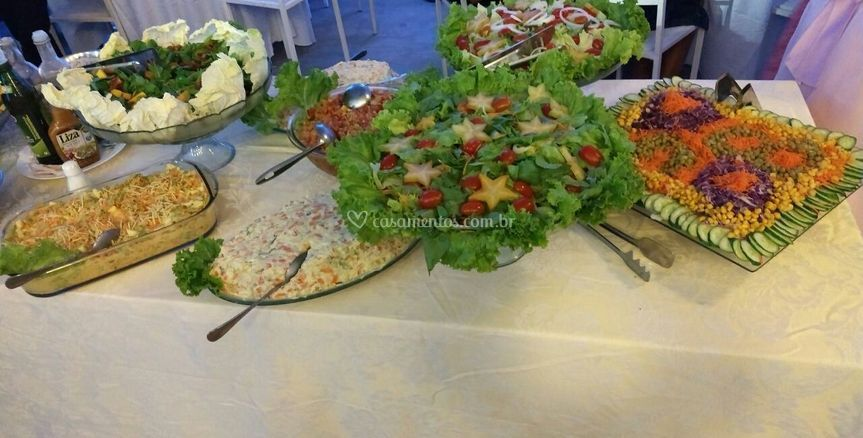 Salada frio