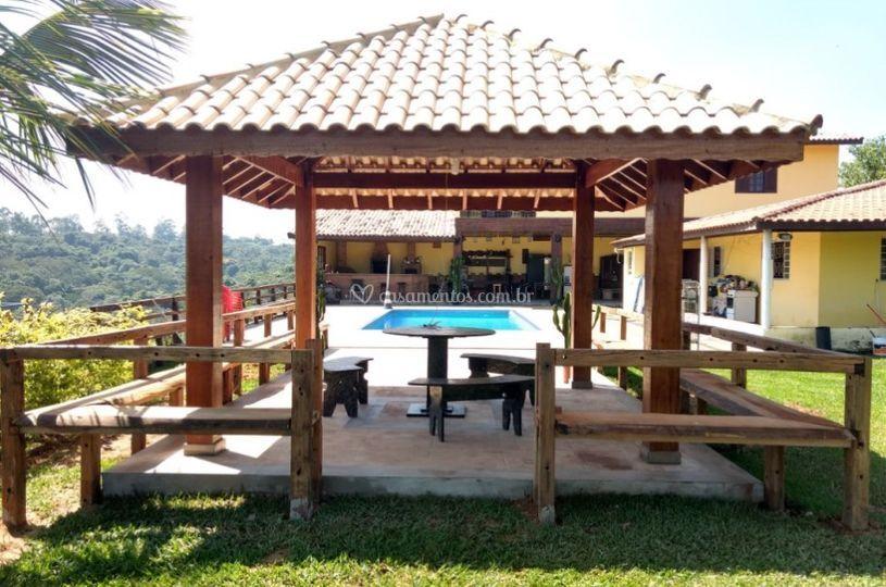 Rancho Lux Lex - Quiosque