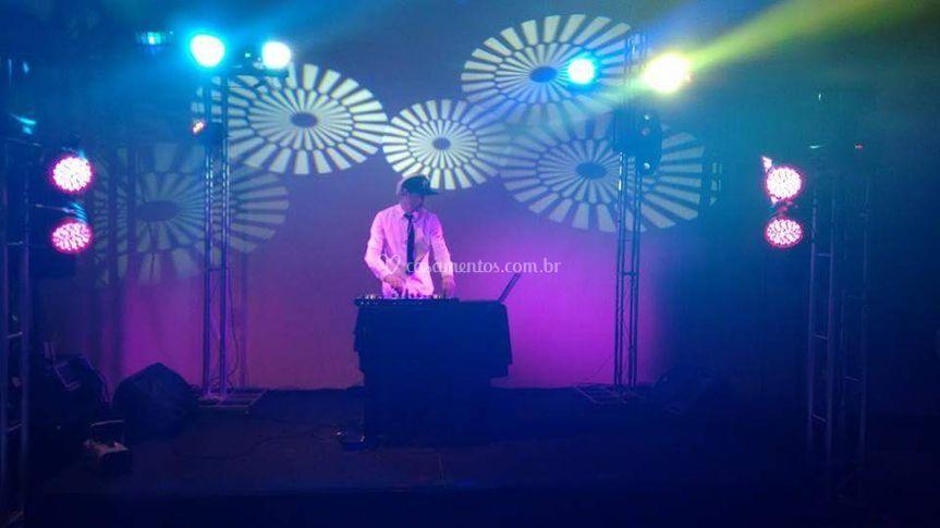 DJ para festas em geral