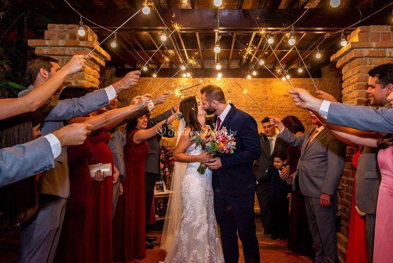 Casamento de Fernanda e Eric