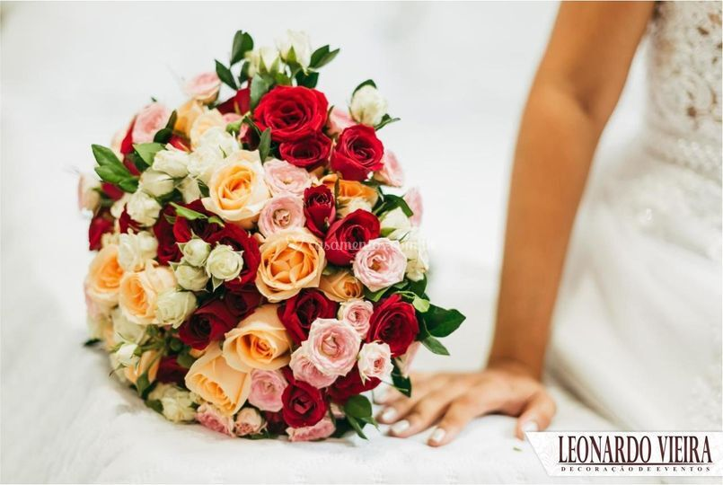 Buquê de Rosas
