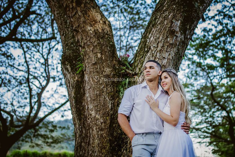 Ensaio pos casamento