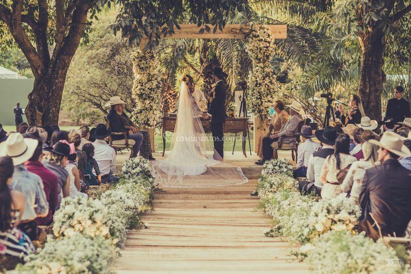 Casamento Country - Mi&Ro