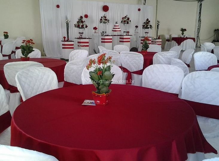 Montagem para casamentos