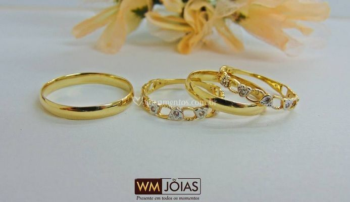 Alianças de noivado