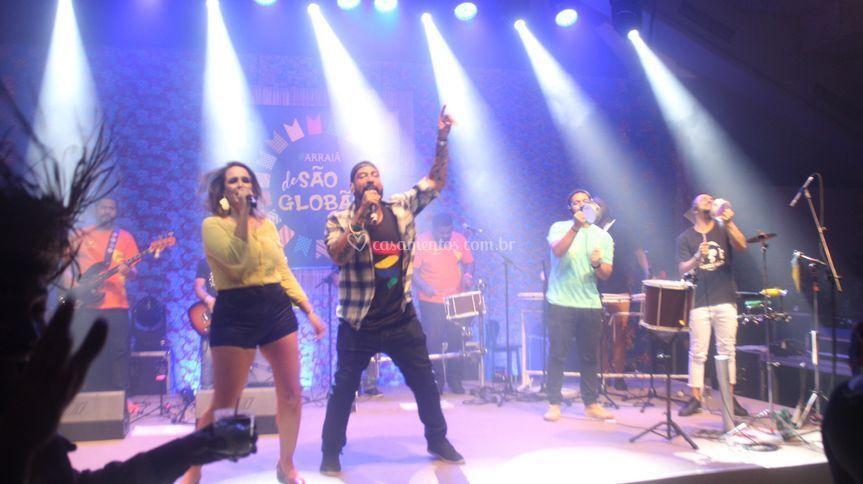 Evento Globo 2