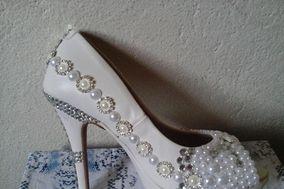 Michele Sapatos de Luxo