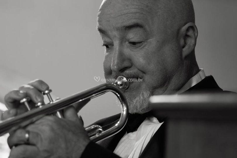 Maestro e trompetista Manoel