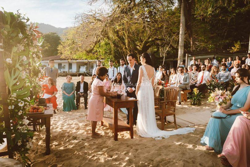 Casamento Tamiris & Tiago