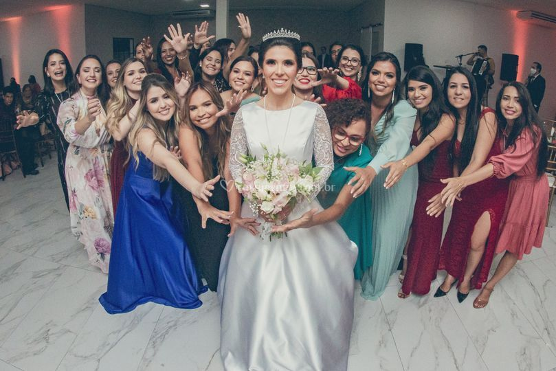 Casamento de Ivna e Duan
