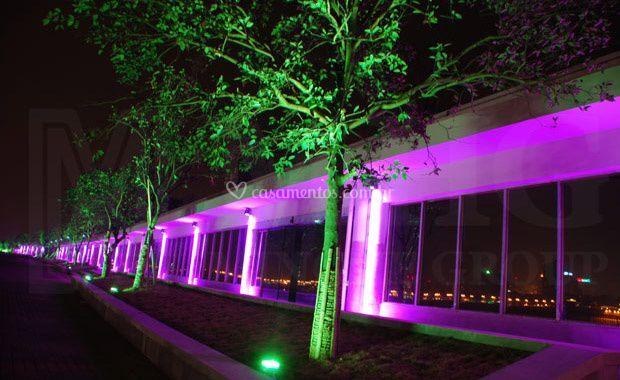 Luzes Decorativas Externas