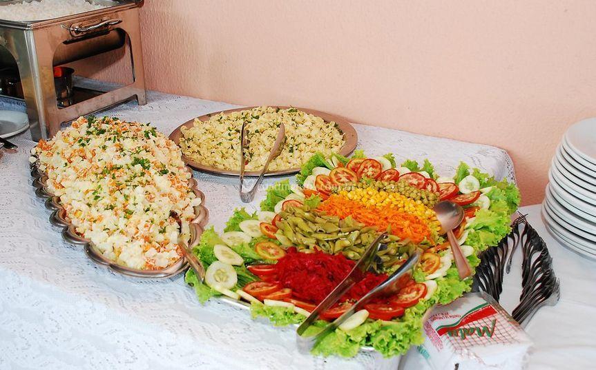 Buffet de mesa