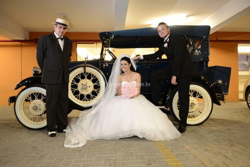 Casamento em 2013