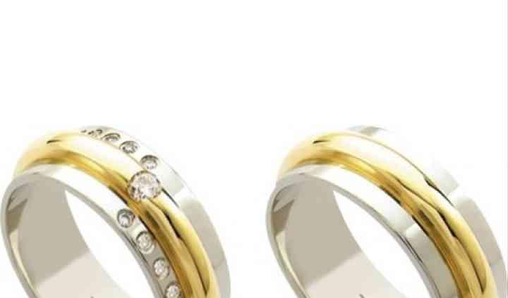 AL em Ouro com Diamantes