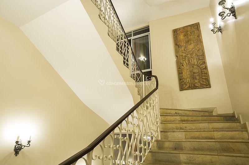 Escadaria Hotel