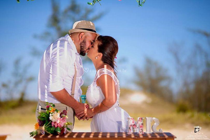 Casamento em Arraial