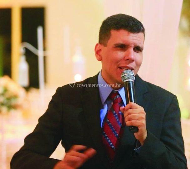 Celebrante Augusto Prates