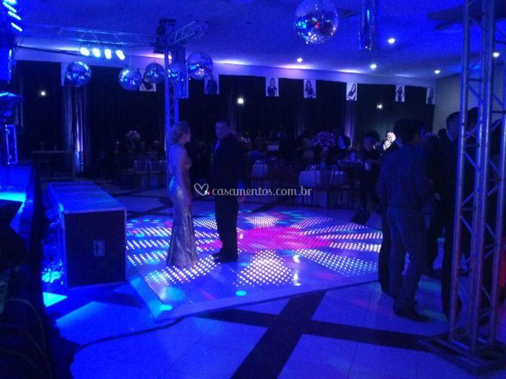 Pista de dança digital