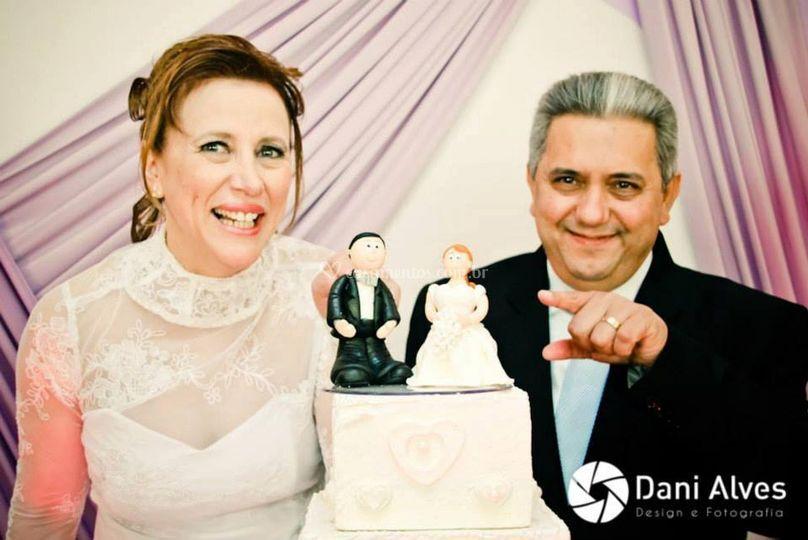Casamento Roseli e Mendes