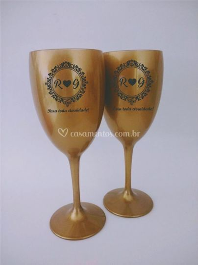 Taças de Vinho 400 ml / 300 ml