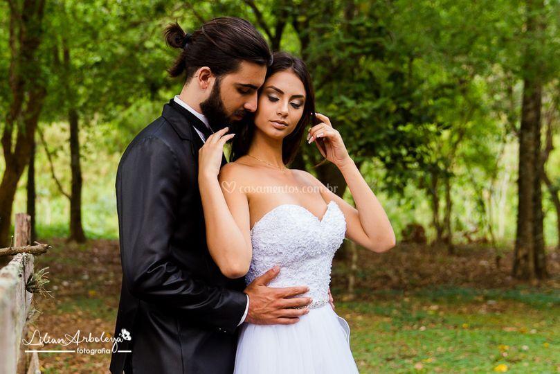 Ensaio do casamento