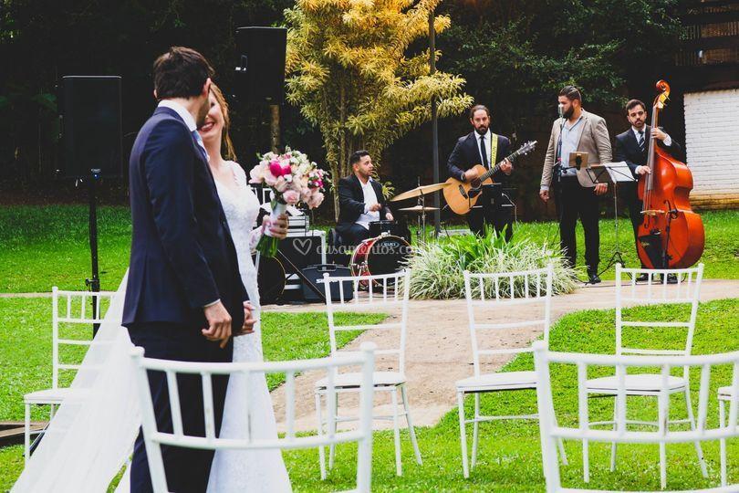 Cerimônia-Quinta das Bromélias
