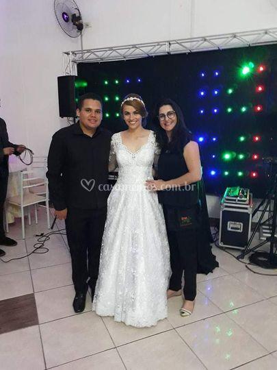 Alinda noiva Tuany