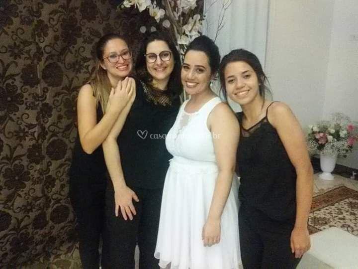 Noiva Giseli