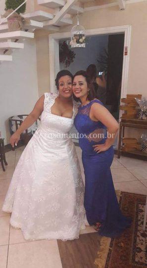 Cris e Gi..irmãs lindas!