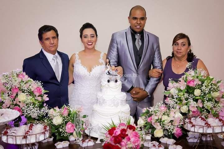 Casamento da Gi e Gustavo
