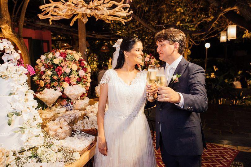 Casamento Renata e Neto