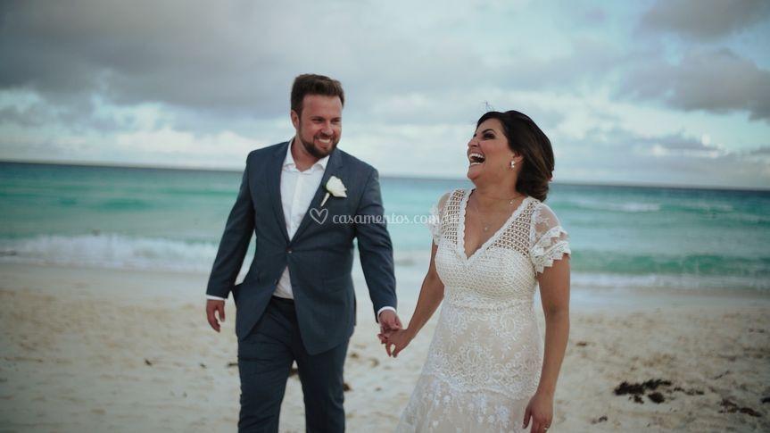 Amanda e Vitor