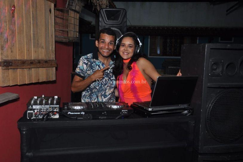 DJ Alek Animação